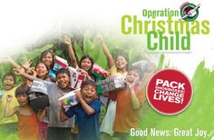 http://www.soaringwithhim.com/2015/10/packing-gods-love-my-atlanta-journal-constitution-column/Is it possible to pack God's love in a small box? I believe so. Soaring with Him Ministries has proudly supported Operation Christmas Child for the past three years. This week's blog post is my annual column promoting OCC at The Atlanta Journal-Constitution. Share the love. Pack a box!