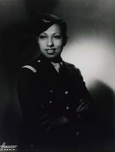 Josephine Baker Uniform