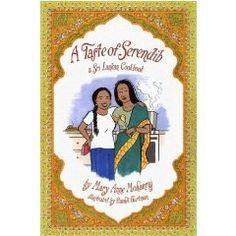 """A Taste of the Sarendib: A Sri Lankan Cookbook"" by Mary Anne Mohanraj '89"