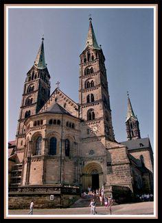BAMBERG. Primer gótico alemán. Principios XIII.