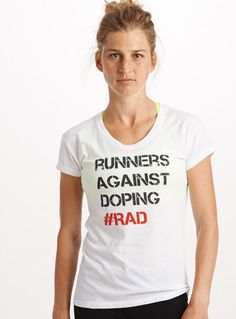 Runners Against Doping = #RAD