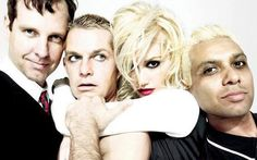 No Doubt. .my favorite band of all time. .i'm getting very excited for their new album that's coming out this year ♥