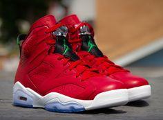 "Air Jordan 6 Retro ""Spiz'ike"""
