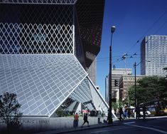 Gallery of Seattle Central Library / OMA + LMN - 3