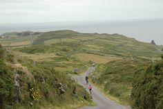 Bicycling tour of Ireland