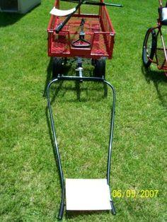 convert your wagon into a dog wagon.  Single conversion kit