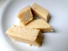 Whey Protein Cashew Burfi