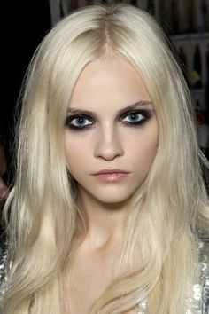 //Ginta, Just Cavalli SS2010 Backstage