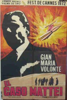 1973 Meilleur Film Francesco ROSI
