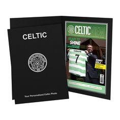 Celtic Magazine Cover Folder