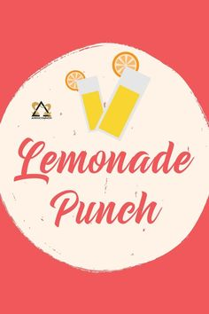 Summer Drinks Non-Alcoholic Easy Lemonade Punch Recipe | Non-Alcoholic Summer Drinks to Serve at Summer Parties from the Ankhcommon blog. Advice for teens. | Teenager Girl Problems  #summer #party #summertime #lemonade #punch #drinkrecipes