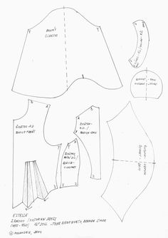 www.molendrix.com So many doll clothes patterns. Mostly Barbie size but I can resize for my girls