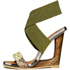 Accessories Index ❤ liked on Polyvore featuring shoes, wedges, heels and sandals