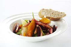 salade van vergeten groenten(pastinaak)100%belgisch! Belgium Food, Chou Rave, Healthy Salads, Pasta Dishes, Salad Recipes, Good Food, Food And Drink, Cooking Recipes, Meat