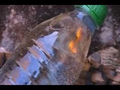 How To Boil Water In A Plastic Bottle This is the best way to boil water in a plastic bottle... This is a last resort but works great. #shtf #survival #prepping