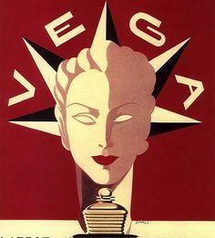 vintage perfume advertising