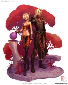 http://roleplayingcorner.bestofforum.com/t59-a-guide-to-blood-elf-roleplay