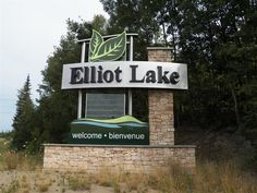 Elliot Lake .. welcome O Canada, Where The Heart Is, Adventure Awaits, Kids House, Ontario, Places Ive Been, World, Travel, Viajes
