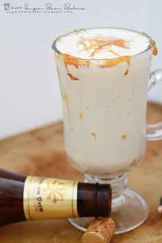 "Butterbeer Shake | 40 ""Harry Potter""-Inspired Treats You Should Be Making"