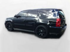 2011 Chevy HyHoe (Hybrid-Tahoe) Blacked Out...Once my FAV car, Now my VERY OWN:)