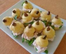 Ricetta bignè salati pubblicata da wlapappa - Questa ricetta è nella categoria Antipasti