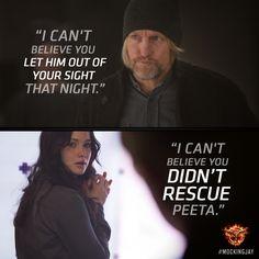 """""""...In my heart of hearts, I know we both failed."""" - Katniss Everdeen, #Mockingjay"""