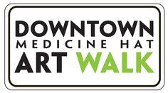 Downtown Medicine Hat Artwork