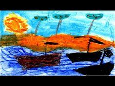 Χόρχε Μπουκάι, Μάνος Χατζιδάκις - Το Νησί Των Συναισθημάτων Emotional Development, Feelings, Nature, Youtube, Greek, Painting, Videos, Music, Musica