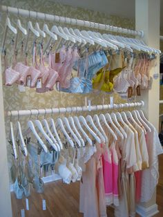 Looking for some lovely lingerie for your trousseau Lingerie Storage, Lingerie Organization, Bra Storage, Underwear Storage, Lingerie Drawer, Underwear Shop, Lingerie Party, Bridal Lingerie, Mobile Boutique