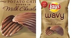 Lay's chocolate chips