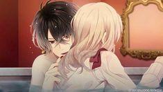 Kino and Yui 🛁 Manga Couple, Anime Couples Manga, Anime Guys, Manga Anime, Anime Art, Ruki Mukami, Reiji Sakamaki, Carla Tsukinami, Diabolik Lovers Wallpaper