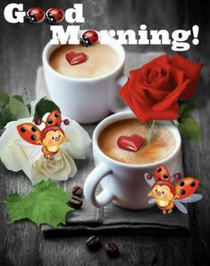 Monday Blessings, Morning Blessings, Good Morning Coffee, Good Morning Good Night, Coffee Time, Good Night Quotes, Good Morning Wishes, Happy Weekend Images, Evening Quotes
