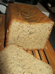 superbe recette de pain sans gluten