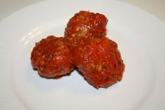 I've got a craving for spaghetti and meatballs so I am looking into how to make my own vegetarian meatballs with TVP.