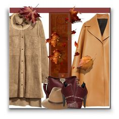 """""""-Fall Weather-"""" by guruhunter on Polyvore featuring H&M, Alessandra Rich, Rochas, Valentino, Rusty and Derek Lam"""