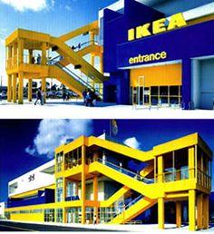 My first IKEA!!! Carson, CA <3 <3 <3