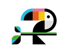 Toucan / #toucan #illustration #bird
