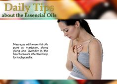 Young Living Essential Oils: Tachycardia
