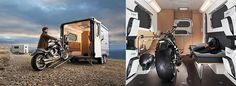 Knaus Yat camping trailer