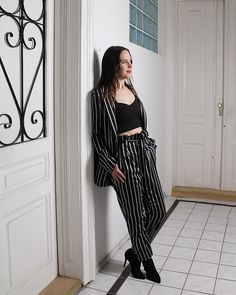 Weihnachtsdinner Outfit Different Styles, Lifestyle Blog, Harem Pants, Dinner, Girls, Outfits, Clothes, Fashion, Fashion Trends