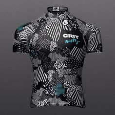 Drum roll pleeeeease.....! Here it is! Crit Nasty's 2016 race kit! And we…