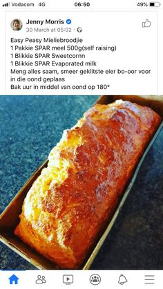 Braai Recipes, Cooking Recipes, Sweetcorn Bake, South African Recipes, Veggie Dishes, Side Dishes, Savory Snacks, Biscuit Recipe, Other Recipes