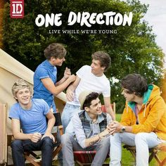 One Direction - Live While Were Young LWWY <3 <3 <3