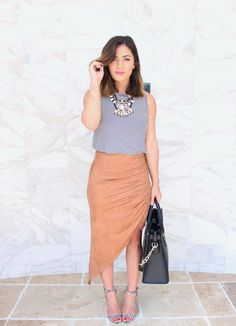 f04c4b4276 Style Link Miami - Blogger Style - Sugar Love Chic - Kelise Skirt Sugar  Love