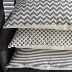 ** Chevron, Stripes and Spots Cushions | Other Soft Furnishings | Gumtree Australia Hobart City - Sandy Bay | 1027295766