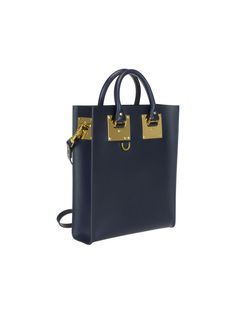 SOPHIE HULME Sophie Hulme Mini Albion Bag. #sophiehulme #bags #leather #