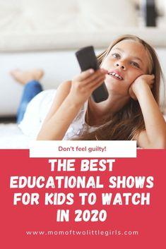 Here is an epic list of the best educational shows for kids to watch in 2020. Guilt free screen time for parents so we can get stuff done whilst the kids watch their favourite shows in peace. Summer holidays are here. Let the kids watch a bit more TV than they normally would.   #education #kids #parenting #screentime