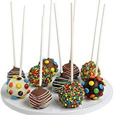 Cake pops for a love-filled and yummy Valentine's Day.
