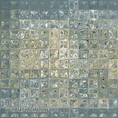 Abstract Modern Tile Mosaic Art