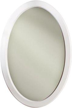 Warwick Classic Oval Medicine Cabinet Master Bath Bathroom